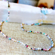 Load image into Gallery viewer, Rosary beaded Necklace