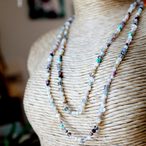 Rosary beaded Necklace