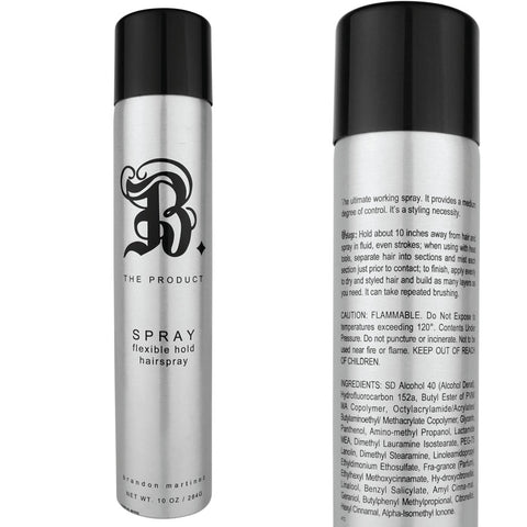 Spray, Flexible Hold Hairspray