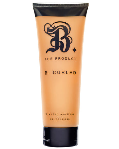 B. Curled Argan Oil Curl Cream 8oz.