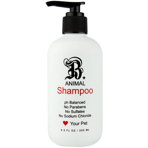 Pet Shampoo, Sulfate & Sodium Chloride Free For Itchy, Irritated Skin