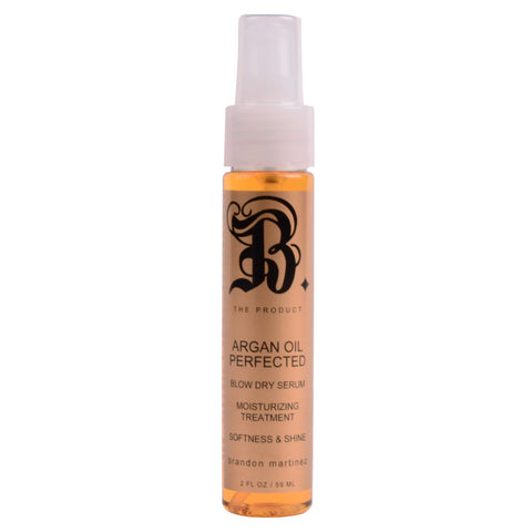Argan Oil Serum For Shine And Moisture, 100% French Argan Oil