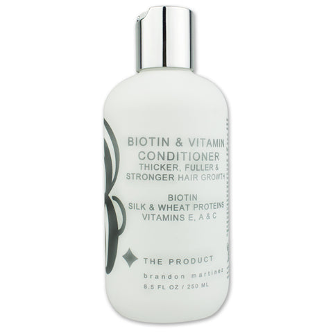 Biotin Hair Growth Conditioner 8.5oz.