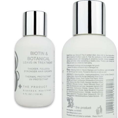 Biotin Vitamin Serum And Treatment For Hair Growth 4oz.