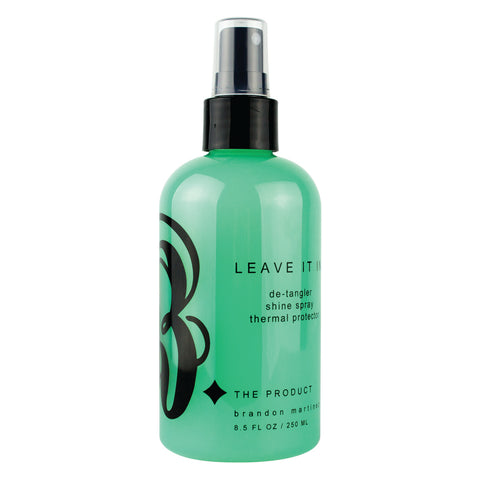 Leave It In, Leave In Conditioner For Dry And Damaged Hair 8.5oz.