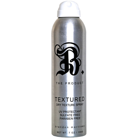 Textured, Dry Texture Spray For Movement And Volume, Powder Free 8oz.