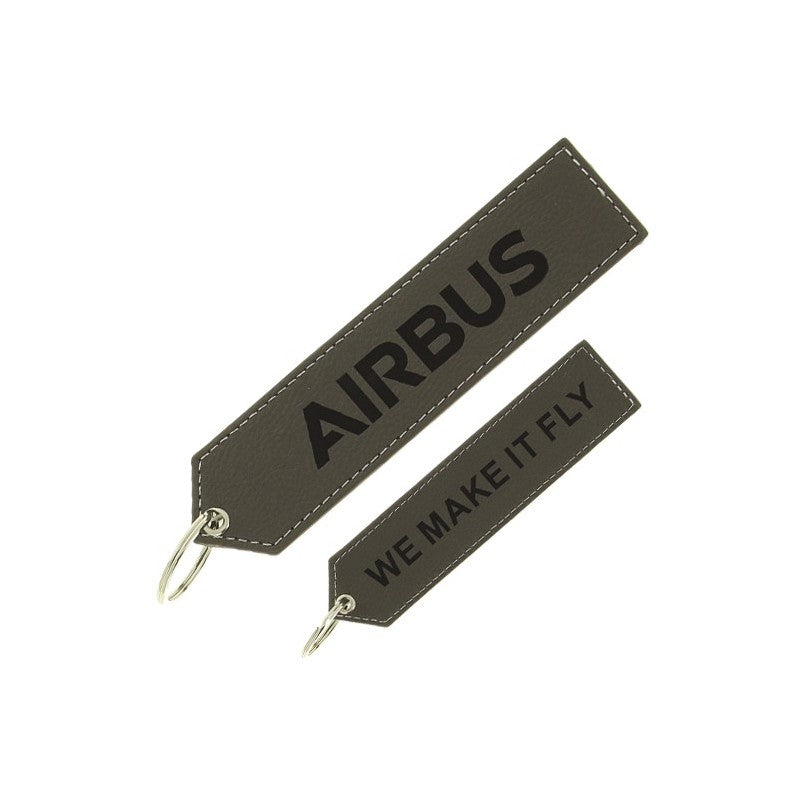 "Porte Clés VIP Airbus ""Remove Before Flight"""