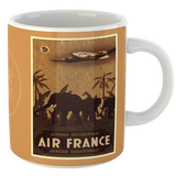 Mug Air France - Afrique