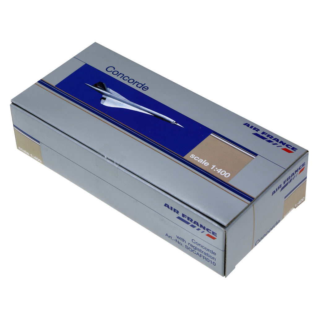 Maquette Concorde Air France - 1:400