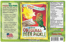 Load image into Gallery viewer, The Original Beer Pickle