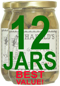 Harold's Dern Hot Pickles