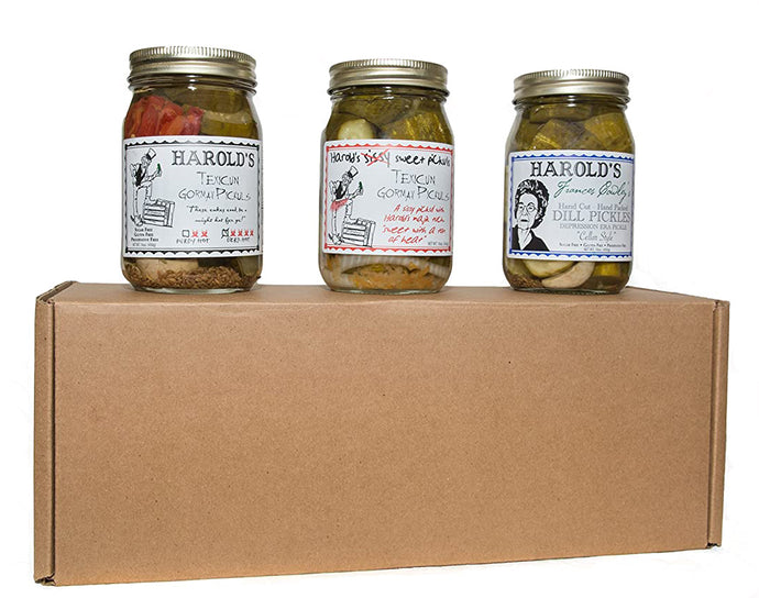 Gourmet Pickle Gift Pack