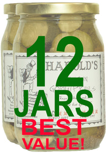 Harold's Purdy Hot Pickles