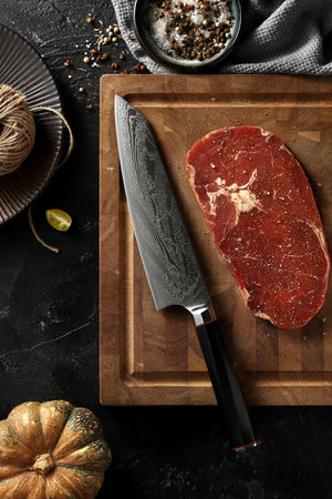 "Atom Series 8"" Chef Knife"