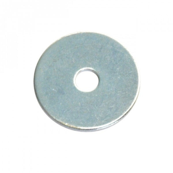 1/4in x 1-1/4in FLAT STEEL PANEL (BODY) WASHER
