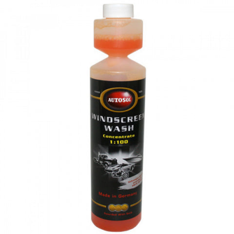 Autosol Windscreen Cleaner 250ml