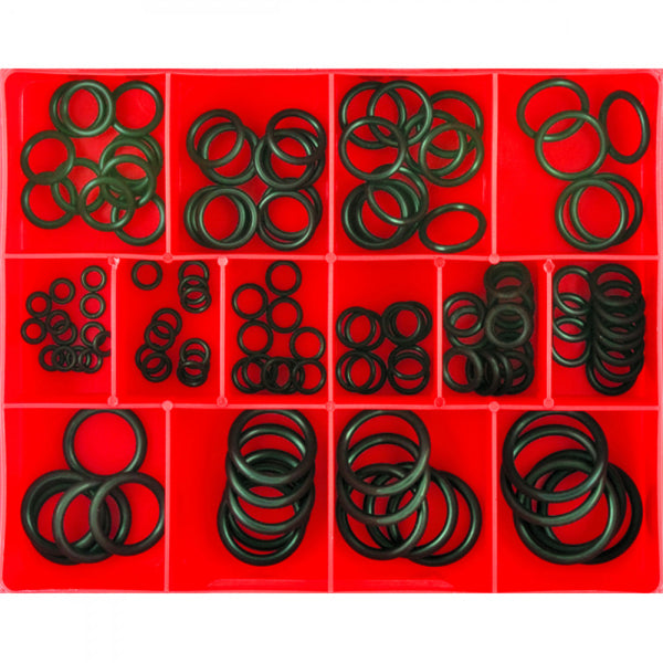 115Pc O-Ring Assortment - Imperial - 70Shore