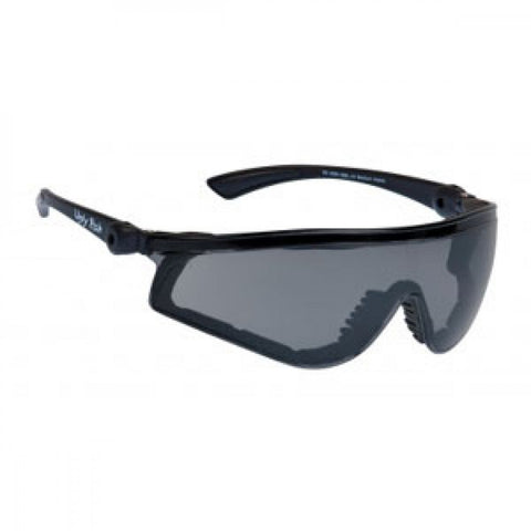 Ugly Fish® Flare Medium Impact Lens - Smoke Grey
