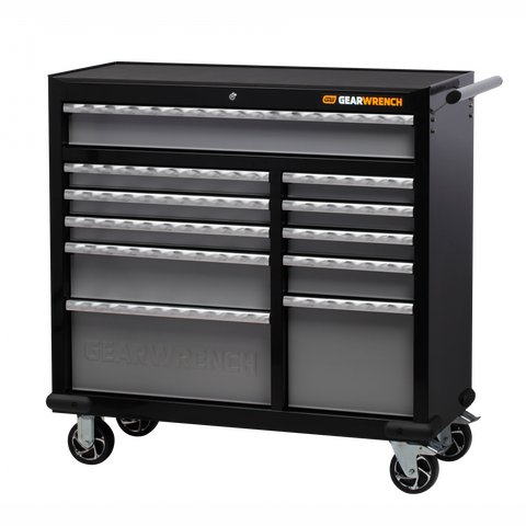 "GearWrench Storage Roller Cabinet XL Series 11 Drawer 42""/1066mm"