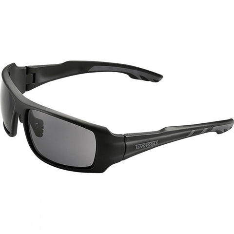 Teng Safety Sun Glasses 5175 - Smoke - As/Nzs 1067