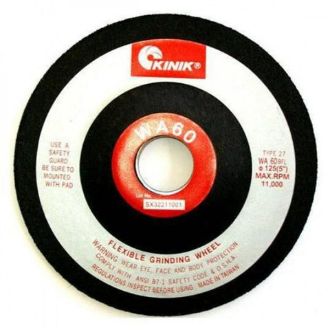 115x3x22mm WA46 Flexible Depressed Centre Disc