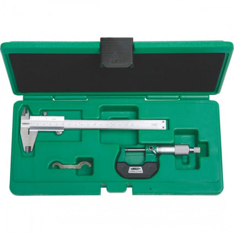 Insize 2 Piece Measuring Tool Set
