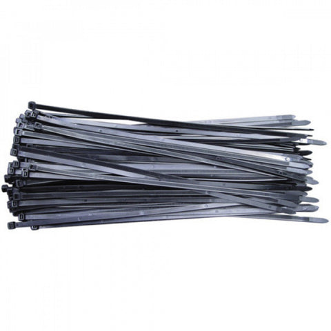 KSS Cable Tie 100/Pack-203 x 3.6mm (Black)