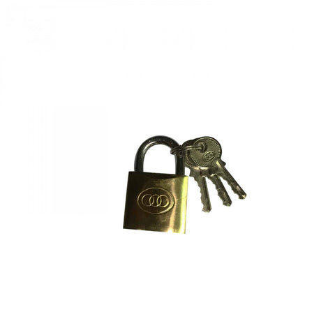 KA261 Brass Padlock Keyed Alike 20mm Boxed