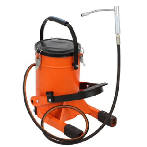 Groz Hp Foot Operated Grease Pump
