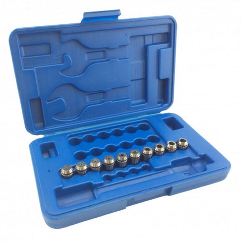 1-10mm ER16 Collet Set In Case