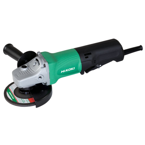 125mm Angle Grinder - Electronic Safety 1500W G13YC2(G1Z) HiKOKI