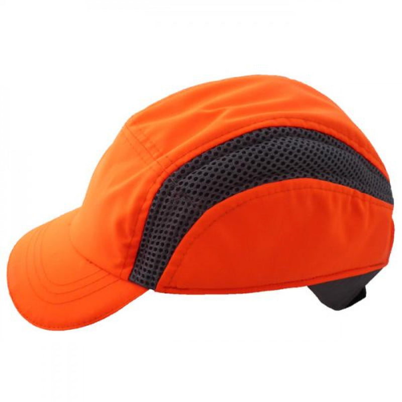 Airpro Baseball Bump Cap Hv Orange