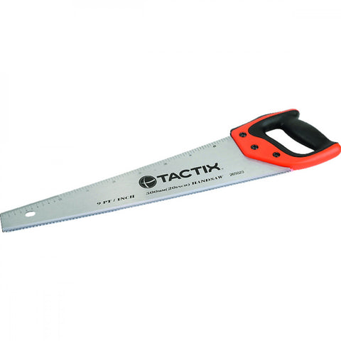 Tactix - Saw Hand 500mm (20in) Polished