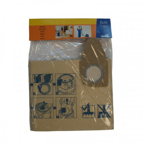 Replacement Vacuum Bags For Nilfisk Aero (Paper)