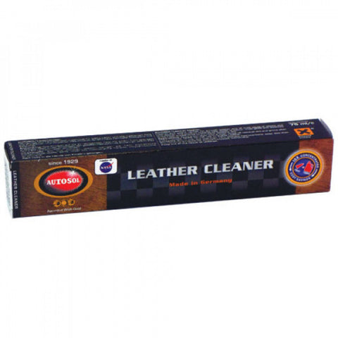 Autosol Leather Cleaner 75ml (100g)