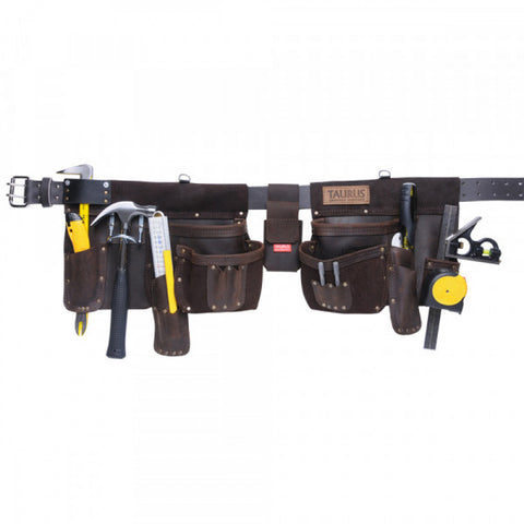 BROWN Super Yankee Tool Belt RIGHT HAND