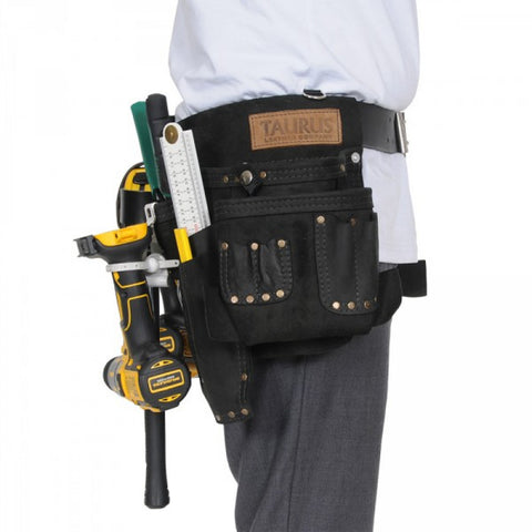 BLACK Roofers Toolbelt