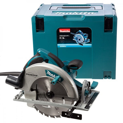 "Makita 5008MGJ 210mm (8¼"") Circular Saw W/ Makpac #4"