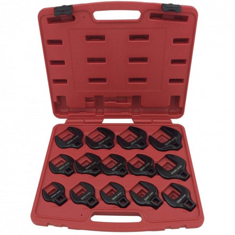 "1/2""Drive  Crowfoot Wrench Set"