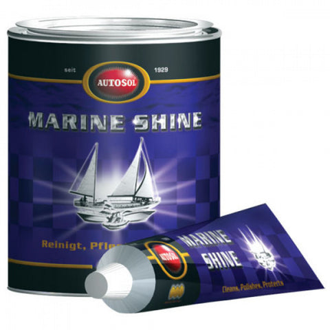 Autosol Marine Shine Metal Polish 750ml (1Kg)