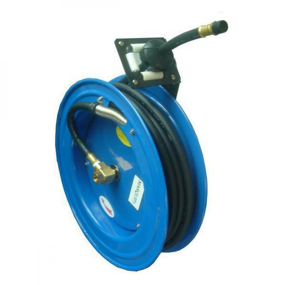 15M Retractable Air Hose On Reel