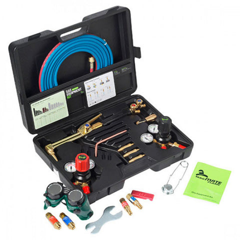 MAGMATE OXY/ACETYLENE GAS KIT
