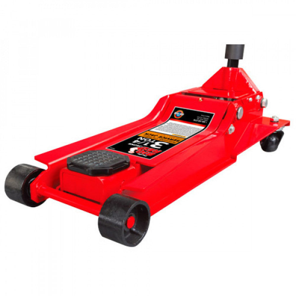 Torin - Big Red Garage Floor Jack Low Profile-3Ton