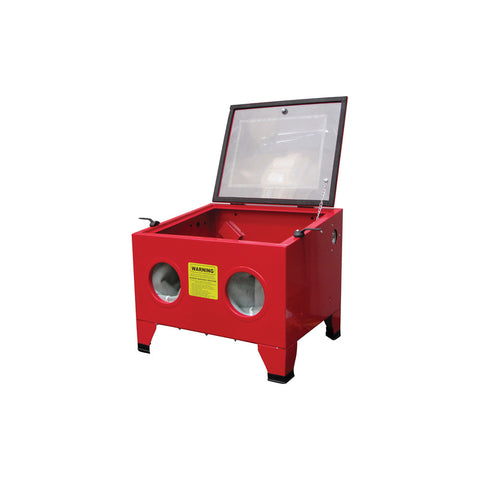 Bench Top Sand Blasting Cabinet - Top Door