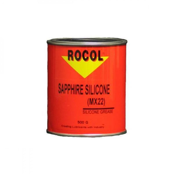 Rocol Silicone Grease  MX22 500gm