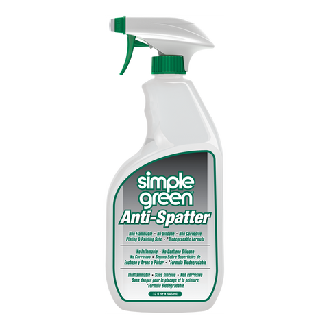 SIMPLE GREEN® ANTI-SPATTER 946ml Trigger