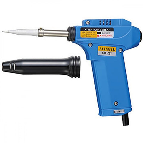 Engineer 20-130W Soldering Iron (Clam Shell Pack)