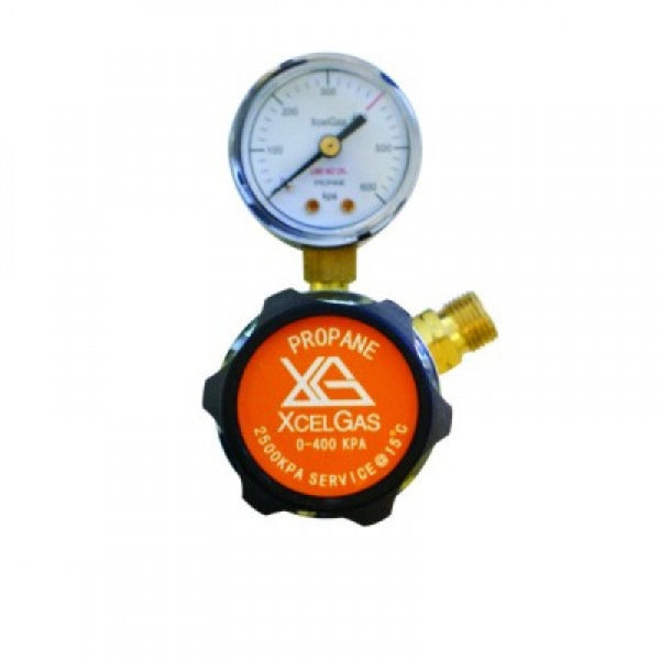 Xcelgas Lpg Regulator - Rear Entry