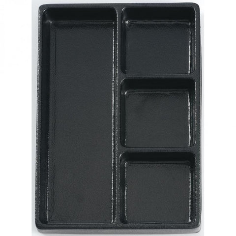 Drawer Tray With 4 Dividers 189x270x40mm