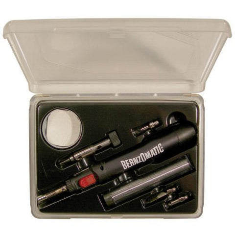 Micro Torch  Kit Butane GAST-ST250K Bernzomatic